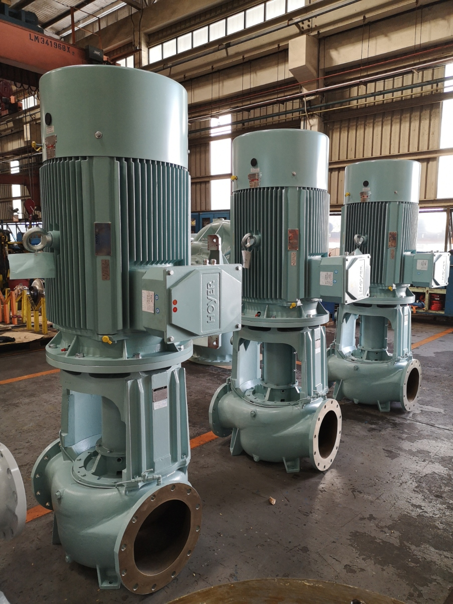 Short lead time secures orders for 16 scrubber pumps