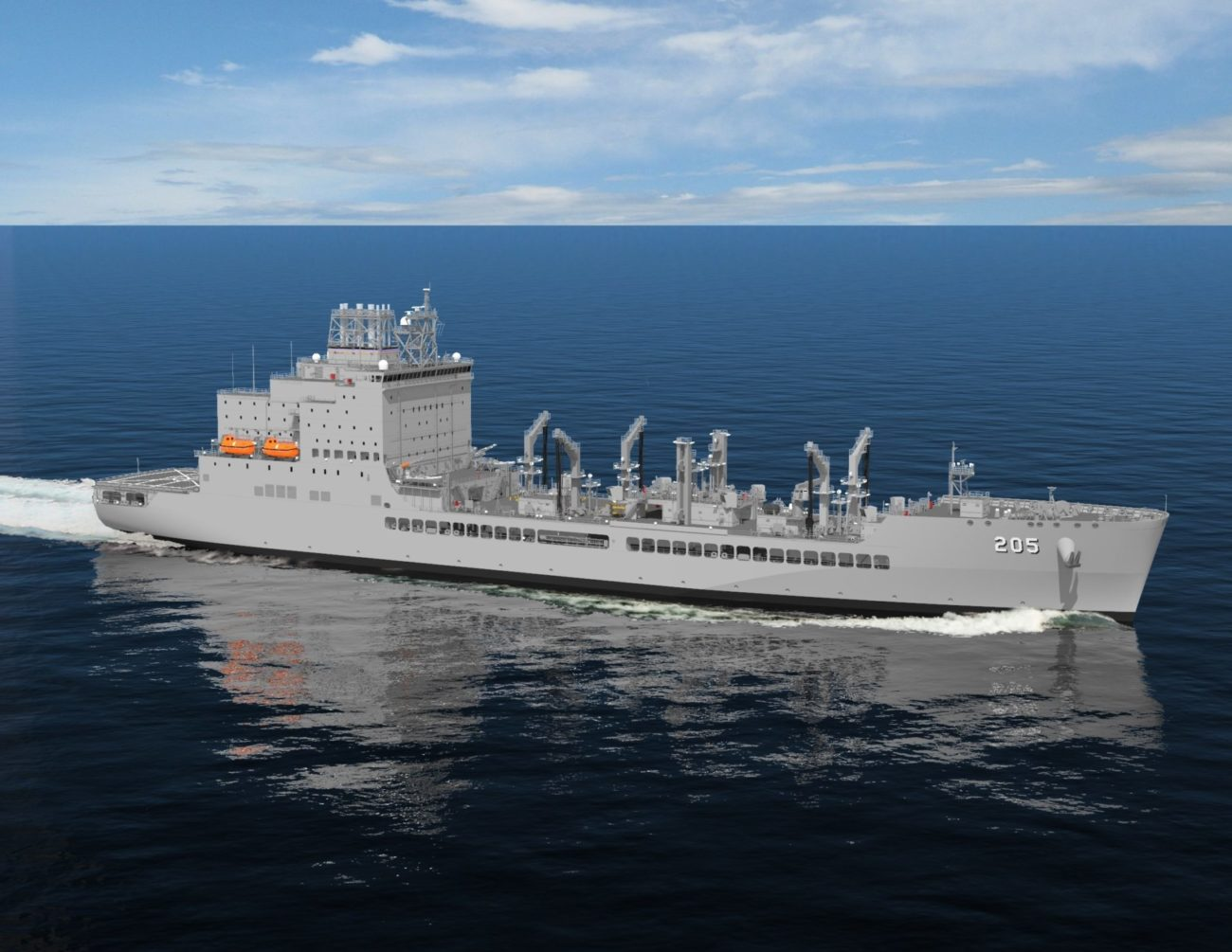 Hamworthy Pumps wins contract for new US Navy vessel