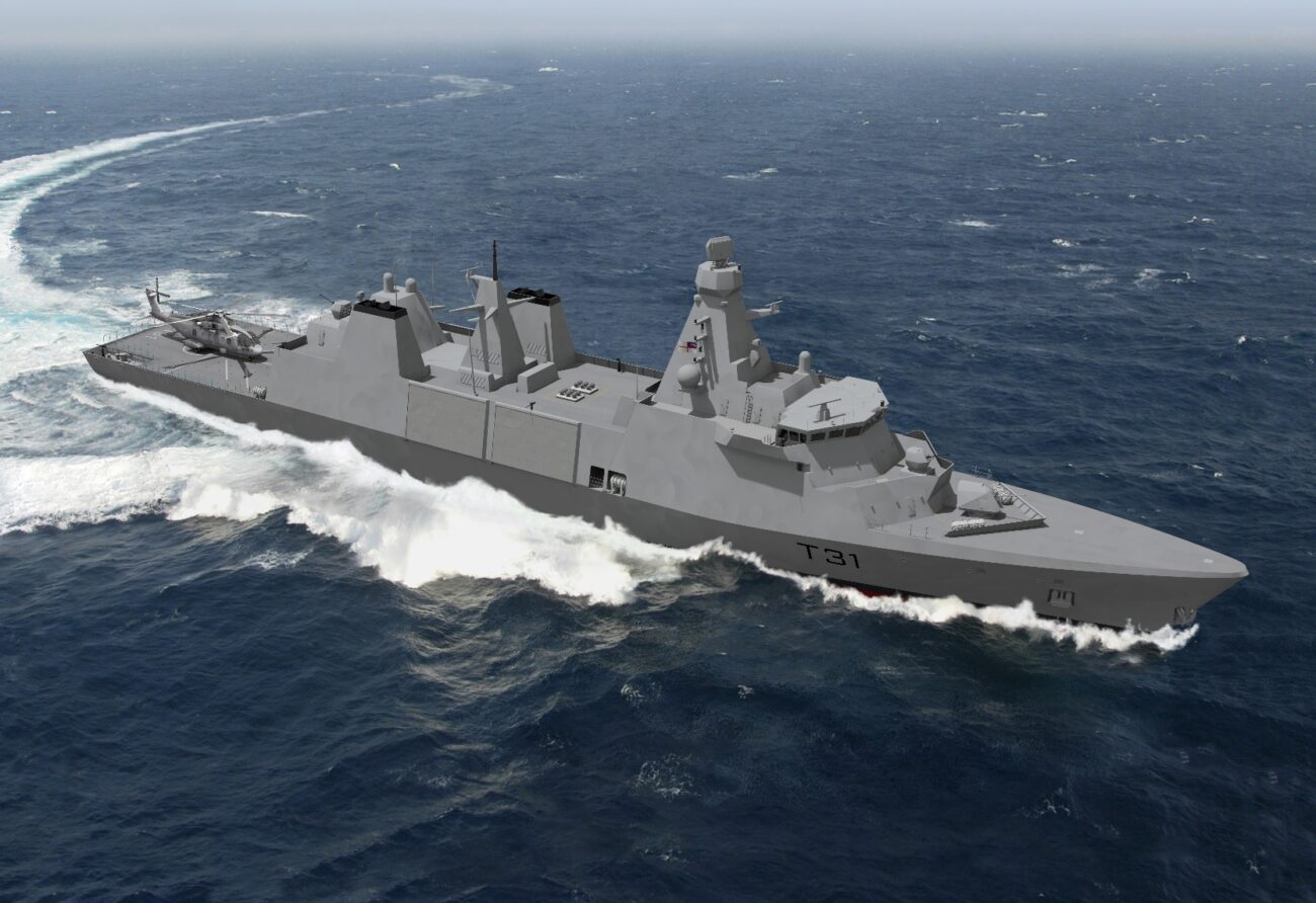 Hamworthy Pumps wins pump contract for new Royal Navy frigates