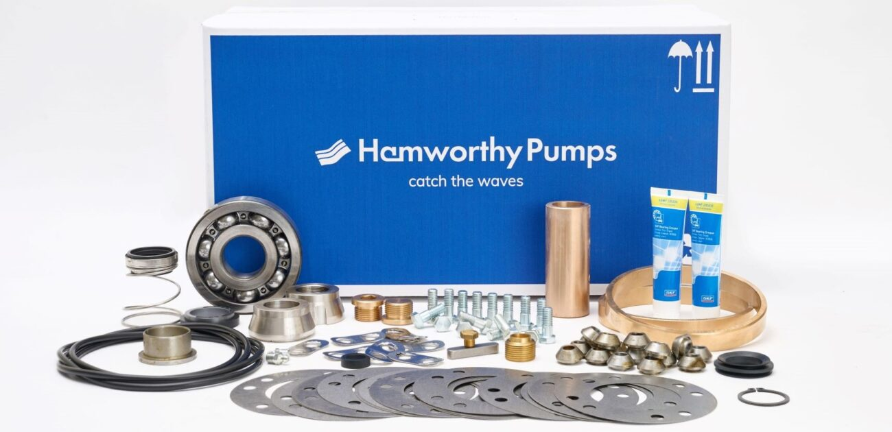 New service kits: The benefits are obvious
